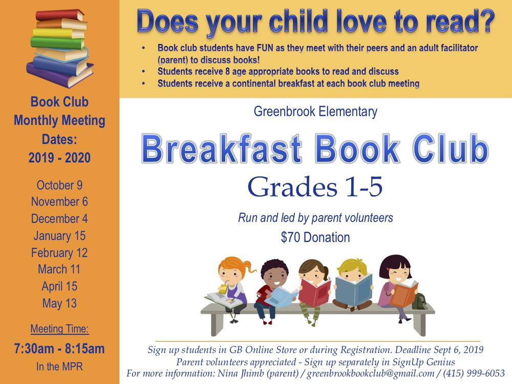 Breakfast Book Club